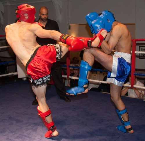 Amateur Kick Boxing 25