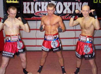 For Kickboxers under the age of 16, there are Amateur Junior contests.